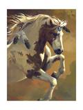 Wild Heart Giclee-tryk i høj kvalitet af Carolyne Hawley