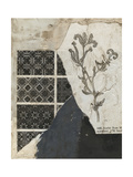 Non-Embellish Fragmented Collage II Prints by Megan Meagher