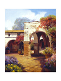Capistrano Prints by Carolyne Hawley