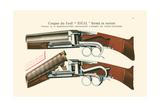 Antique Pistol II Posters