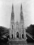 St. Patrick's Cathedral, New York Photographic Print by Irving Underhill