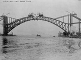 Hell Gate Bridge, New York Photographic Print