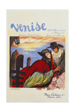 Venise Giclee Print by Charles Felix Gir
