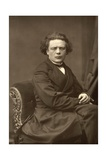 Russian Composer Anton Rubinstein Giclee Print