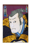 Ichikawa Danzo V as Kakogawa Honzo Giclee Print by  Utagawa Kunisada and U. Yoshitora