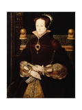 Portrait of Queen Mary I Giclee Print by Anthonis Mor