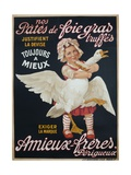 Ameiux Freres, Pates De Foie Gras, French Advertising Poster Giclee Print
