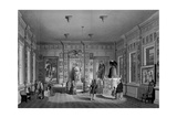 Interior View of Independence Hall, Philadelphia Giclee Print by M. Rosenthal