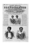 Newspaper About Dred Scott Decision Giclee Print