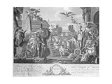 Peace of Ghent 1814 Giclee Print
