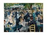 Dance at Le Moulin De La Galette Giclée-Druck von Pierre-Auguste Renoir