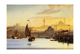 Constantinople Giclee Print by Carl Neumann