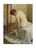 Bather Giclee Print by Théo van Rysselberghe