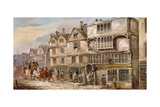 The Cock Tavern, Bishopsgate Street, London Giclee Print by John Charles Maggs