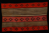 A Transitional Navajo Woman's Blanket Photographic Print