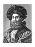 Print after Baltazar Castiglione Reproduction procédé giclée par  Raphael