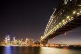 Harbour Bridge, Sydney, Australia Photographic Print by Paul Souders