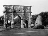 Rome's Arch of Constantine Photographic Print