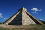 Pyramid of Kukulkan Photographic Print by Roger Ressmeyer