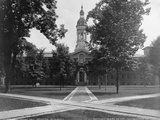 Nassau Hall, Princeton University Photographic Print