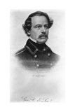 General Robert E. Lee Engraving Giclee Print