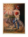 Societe La Francaise Poster Giclee Print by Noel Dorville
