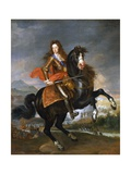 King William III Giclee Print