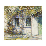 Cottage in Summer Giclee Print by Kershaw Schofield