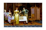 The Betrothal Giclee Print by Pompeo Massani