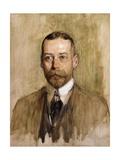 King George V Giclee Print by Solomon Joseph Solomon