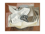 The Bunch of Grapes Giclee Print by Juan Gris