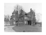 Governor's Mansion in Albany Giclee Print