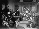 The Trial of George Jacobs, August 5, 1692 Photographic Print by Tompkins H. Matteson