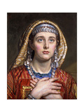 The Bride of Bethlehem Giclee Print by William Holman Hunt