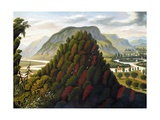 The Connecticut Valley Giclee Print by Thomas Chambers
