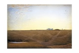 Stonehenge at Twilight Giclee Print by J. M. W. Turner