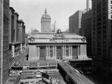 Grand Central Station in Manhattan Photographic Print