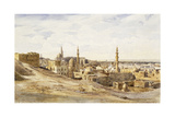 Cairo Giclee Print by Max Schmidt