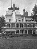 Home of John D. Rockefeller, Forest Hill, Cleveland, Ohio Photographic Print