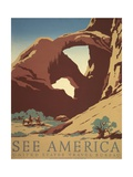 See America Giclee Print by Frank S. Nicholson