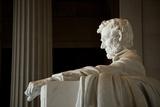 Lincoln Memorial in Washington, DC Reproduction photographique par Paul Souders
