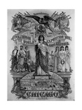 World's Columbian Exposition Poster Giclee Print