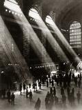 Grand Central Station in New York City Fotografická reprodukce