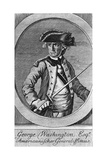 Portrait of George Washington Giclee Print