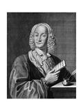 Antonio Vivaldi Giclee Print by Francois Morellon la Cave