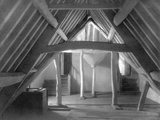 Attic of Kelmscott Manor Photographic Print by Frederick Henry Evans