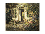 Peace and Sunshine Giclée-Druck von Abbott Fuller Graves
