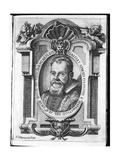 Galileo Galilei Giclée-Druck von Francesco Villamena