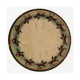 Zoopraxiscopeby with Galloping Horse Giclee Print by Eadweard Muybridge