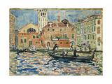 Venice Giclee Print by Maurice Brazil Prendergast